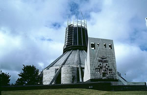 The Metropolitan Cathedral of Christ the King Liverpool